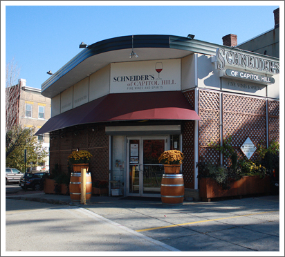 Schneider's of Capitol Hill