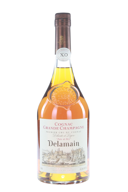 Delamain cognac x o pale and dry holder 750ml - Tennessee cognac ...