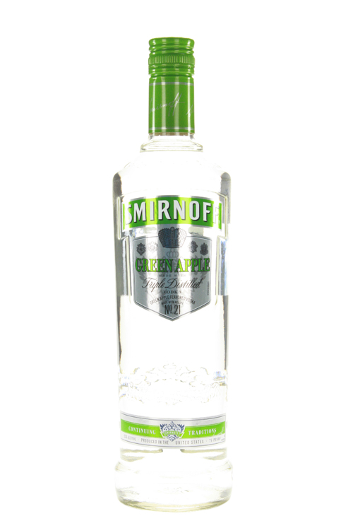 Smirnoff Green Apple Vodka | 750ml | Cellar.com