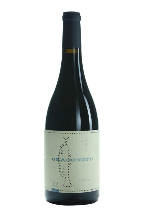 Gracenote russian river pinot noir 2012 750ml for Best pinot noir in the world