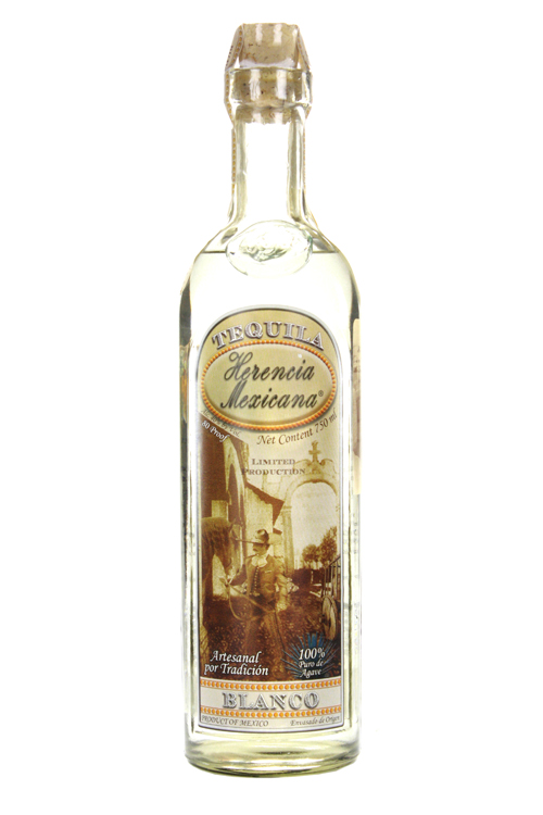 NV Herencia Blanco Tequila