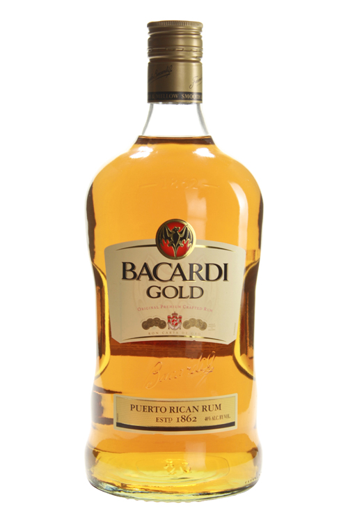 NV Bacardi Gold