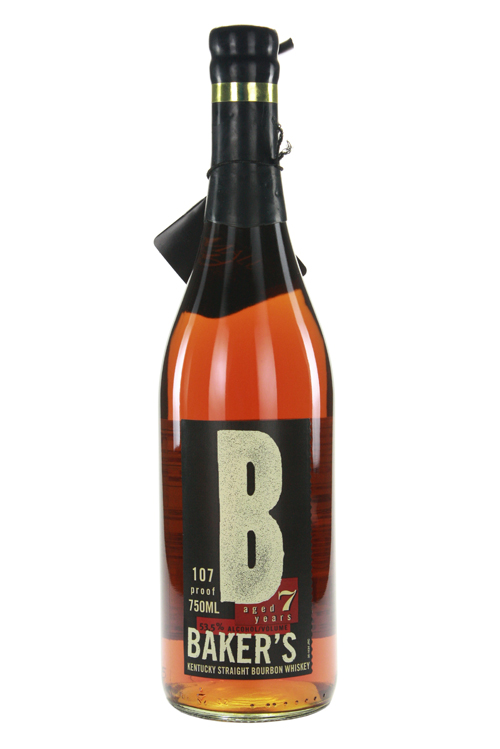 NVBakers 7 Year Old  107 Proof Bourbon