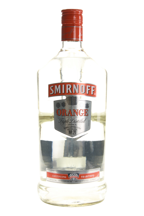 NV Smirnoff Orange Vodka