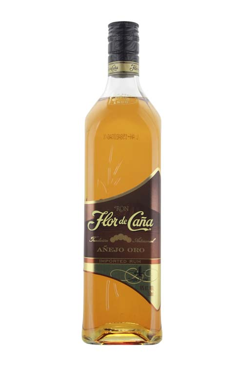 NVFlor De Cana 4 Year Old Gold Rum