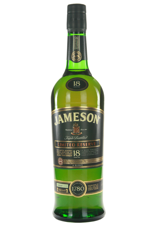 NV Jameson 18 Year Old