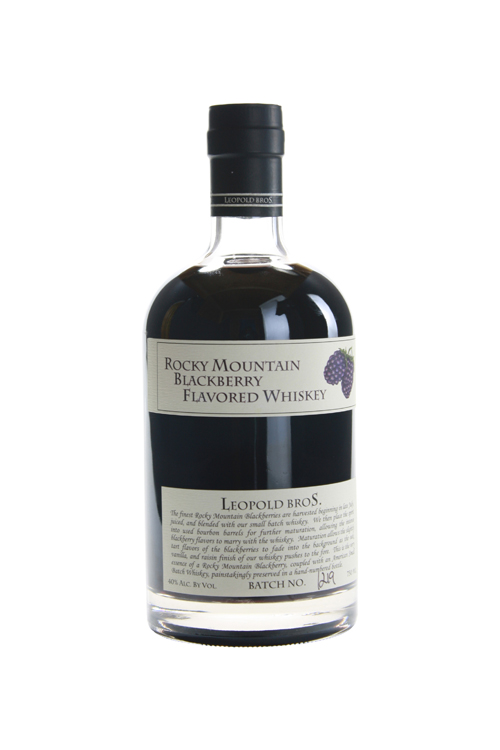 NV Leopold Rocky Mountain  Blackberry Flavored Whiskey