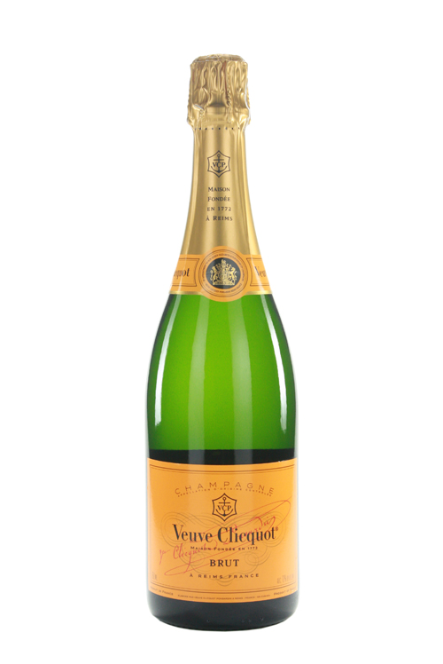 NVClicquot Yellow Label