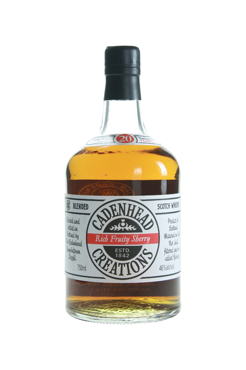 NV Cadenhead Creations 20 Year Old Blend