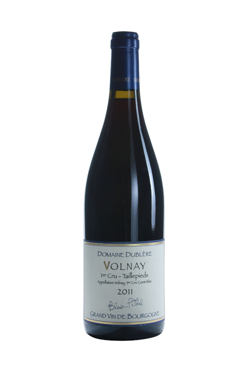 2011Domaine Dublere Volnay 1er Cru Taillepieds