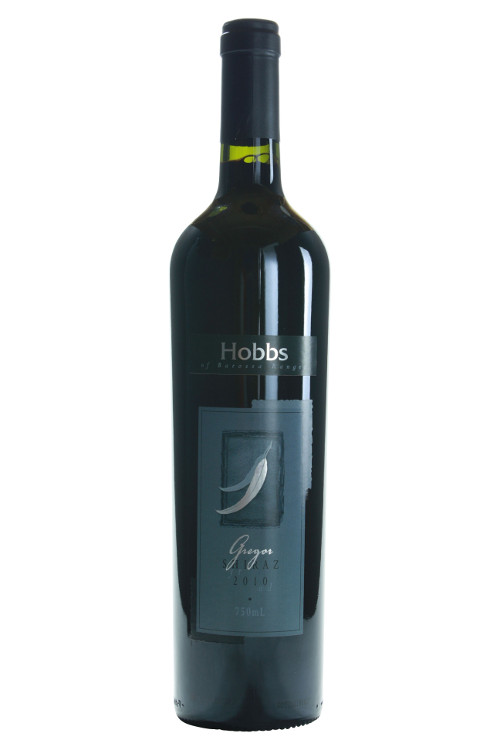2010Hobbs of Barossa Ranges Gregor Shiraz