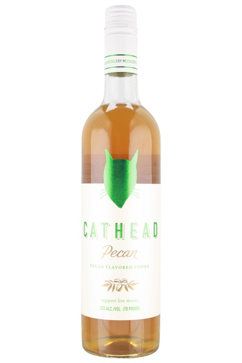 NV Cathead Pecan Vodka