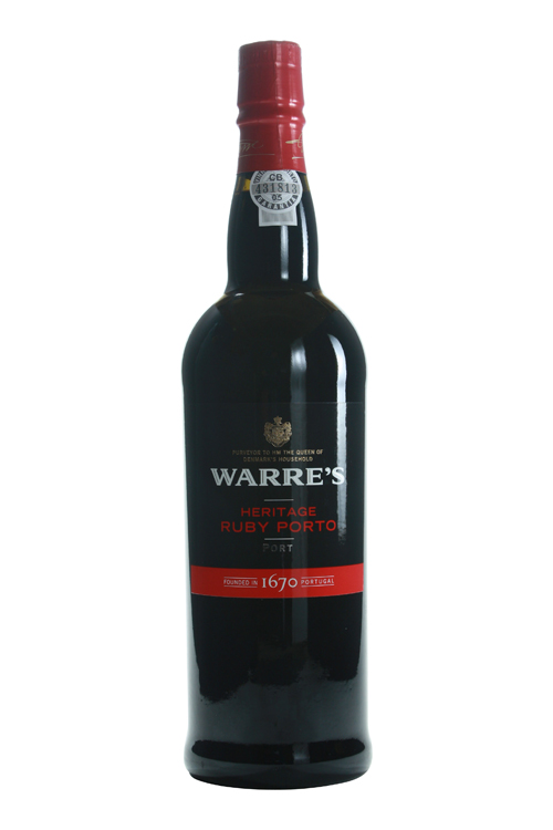 NVWarre's Heritage Ruby Port