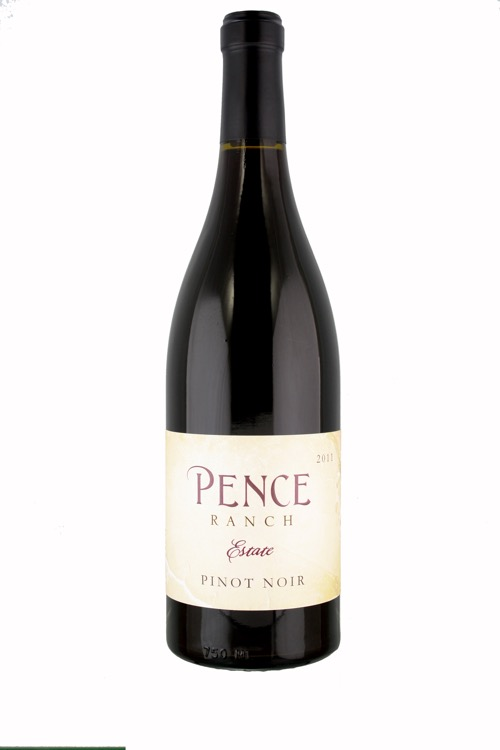 2011Pence Ranch Estate Pinot Noir