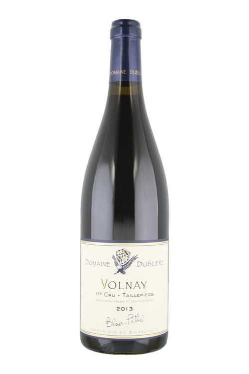 2013Domaine Dublere Volnay 1er Cru Taillepieds
