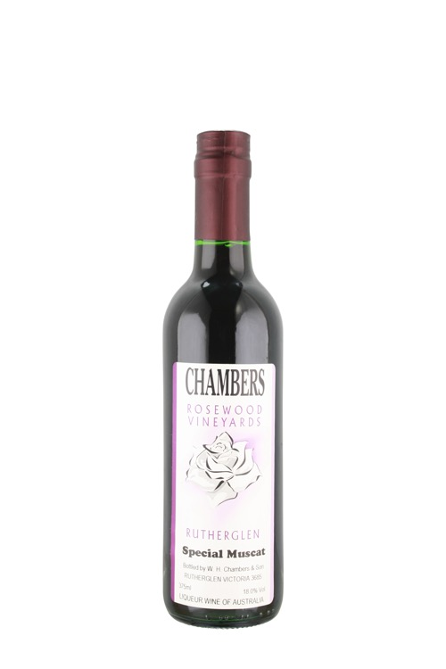NVChambers Rosewood Vineyards Special Muscat