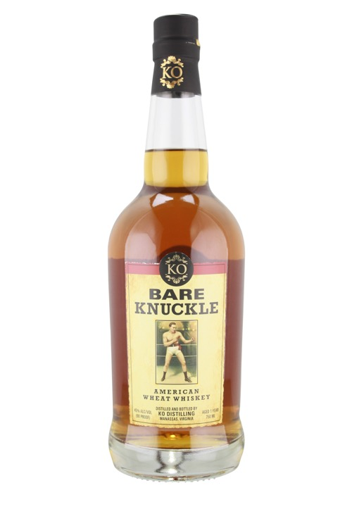 NV Bare Knuckle whiskey