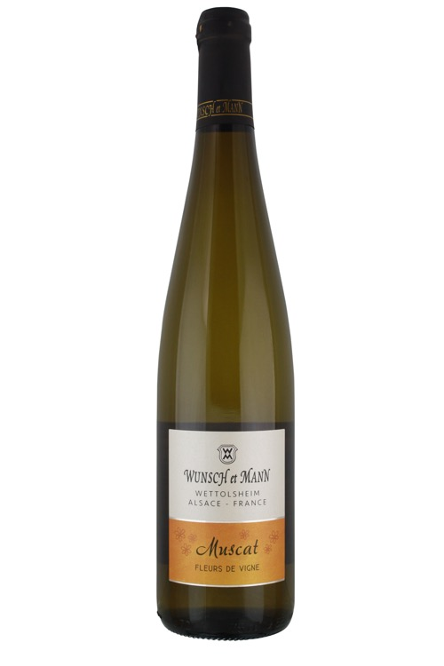 2016Wunsch and Mann Muscat Organic Cuvee Speciale