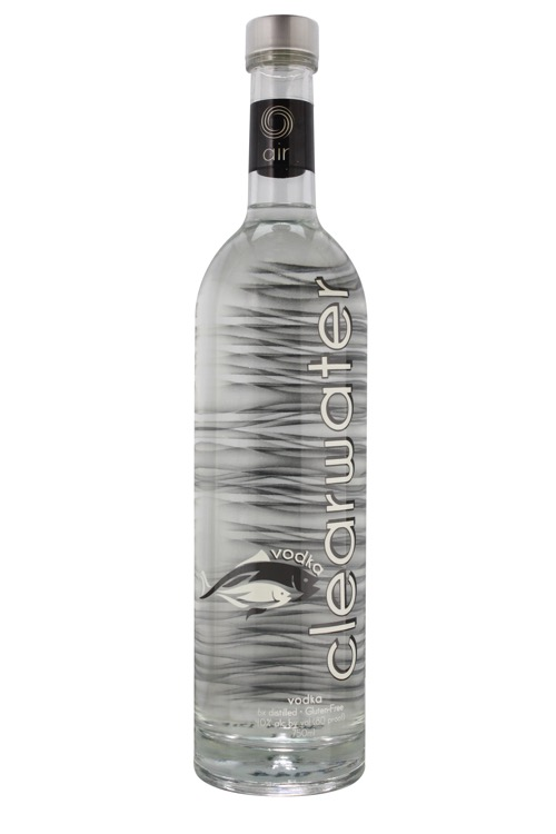 NVClearwater Vodka