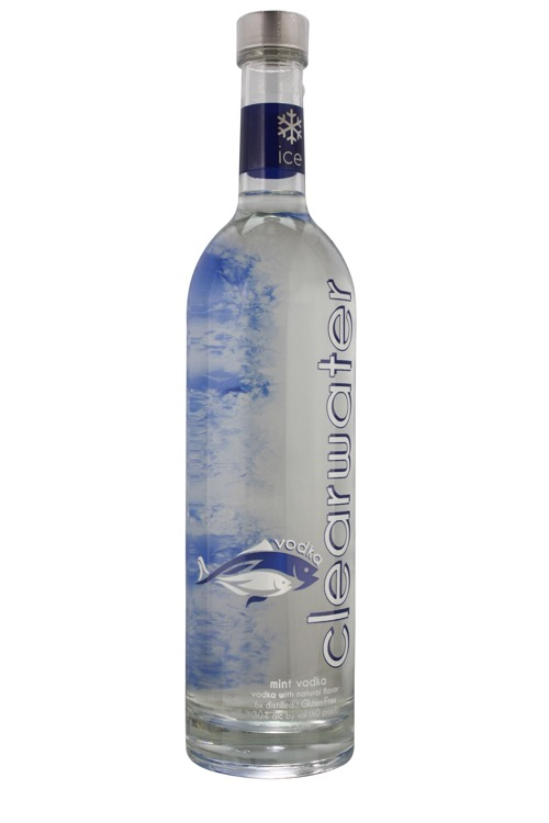 NVClearwater Vodka Ice