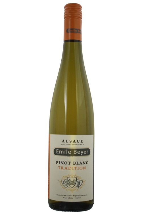 2016Domaine Emile Beyer Pinot Blanc Tradition