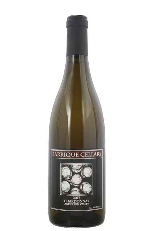 2017Barrique Cellars Chardonnay