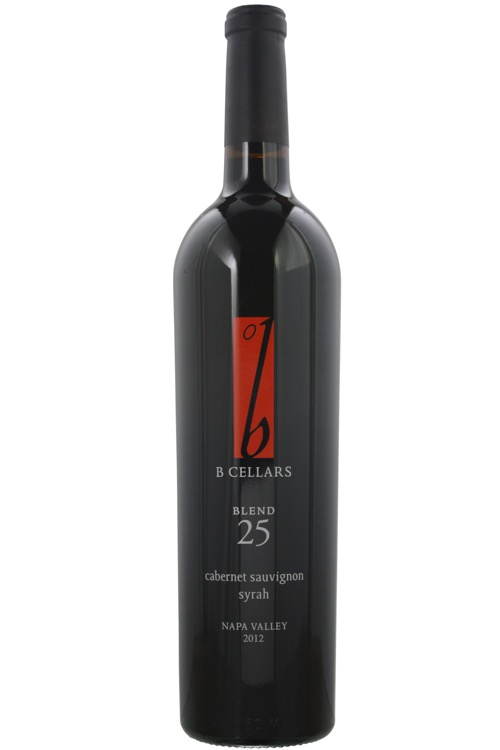 2012B Cellars Blend 24 Red