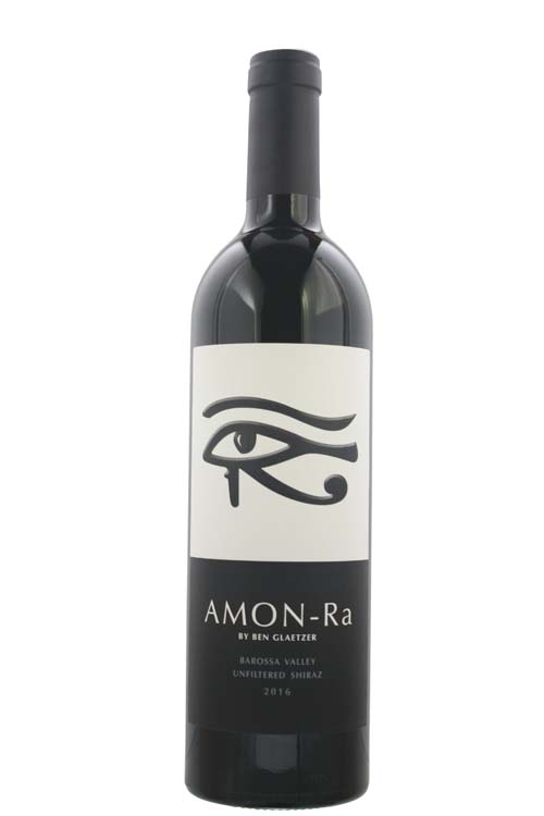 2016Amon Ra By Ben Glaetzer Barossa Valley Unfiltered Shiraz