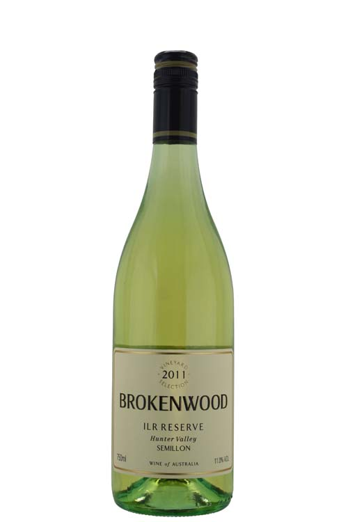 2011Brokenwood ILR Semillion