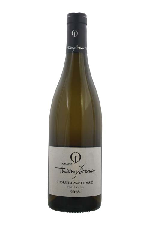 2018Thierry Drouin Pouilly-Fuisse