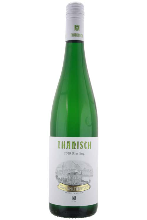 2018WWE. Dr. Thanisch Riesling QBA