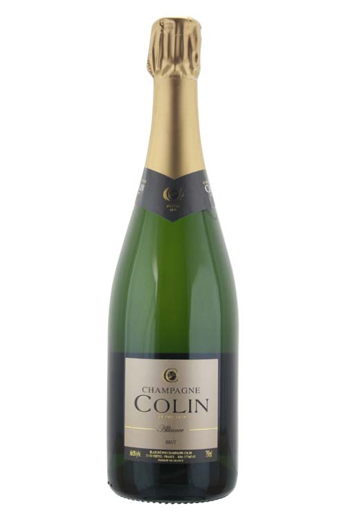 NVColin Brut Tradition Cuvee Alliance