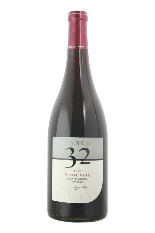 2017Ranch 32 Arroyo Seco Pinot Noir