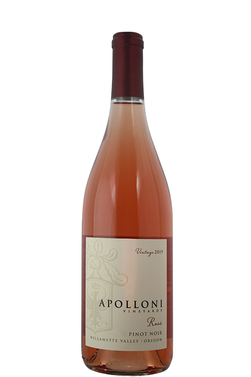 2019Apolloni Rosé of Pinot Noir